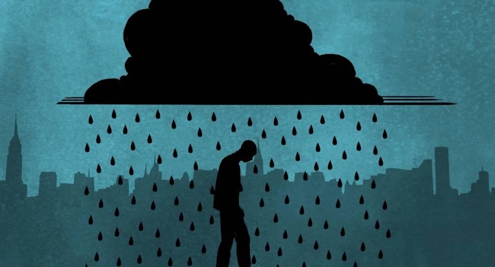 Depressione e suicidio, un rischio concreto